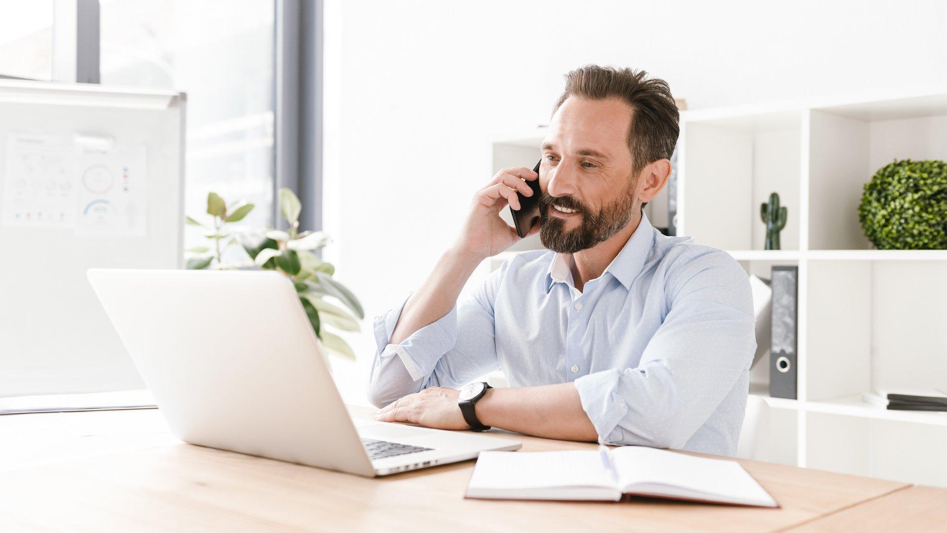 Sicher und kompetent bei aktiven Gesprächen am Telefon – Training & Trainer